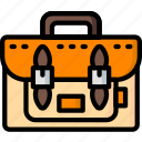 accessory, bag, hipster, satchel icon