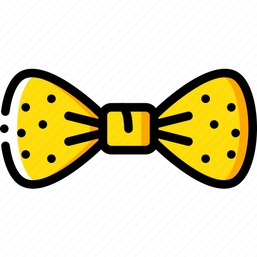 accessory, bow, clothing, hipster, style, tie icon