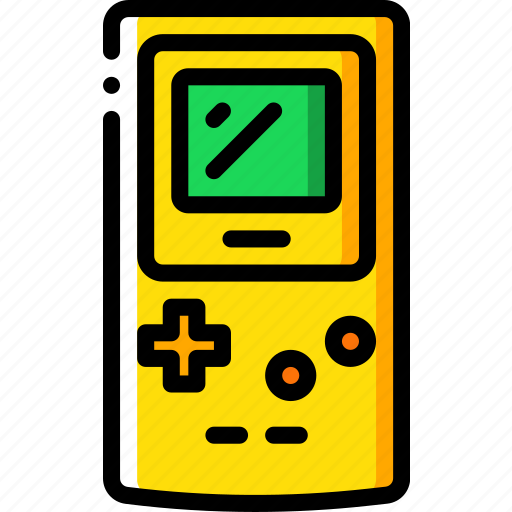 boy, game, hipster, retro, vintage icon