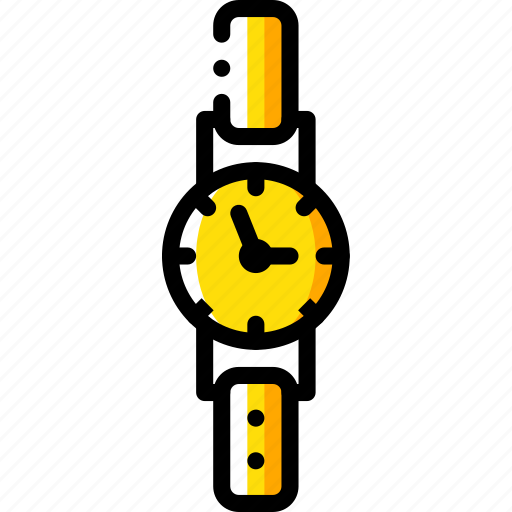 accessory, hipster, style, watch icon
