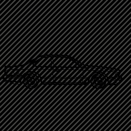 auto, bmw, car, coupe, generation, m6 icon
