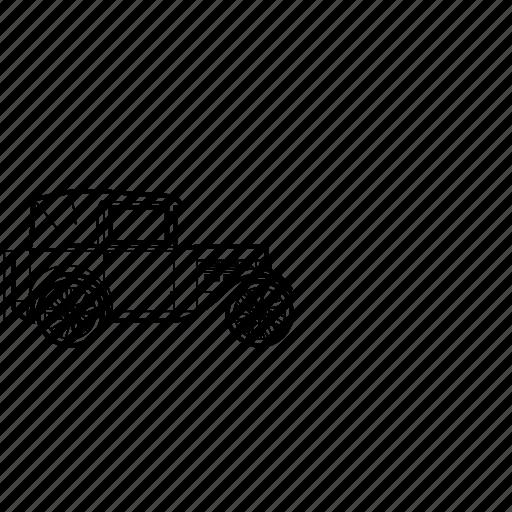 auto, bmw, car, dixi, retro icon