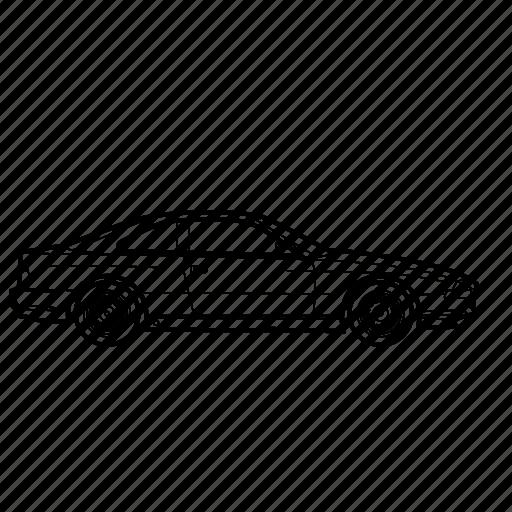 auto, bmw, car, series icon