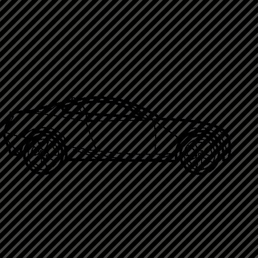 auto, bmw, car, coupe, x icon