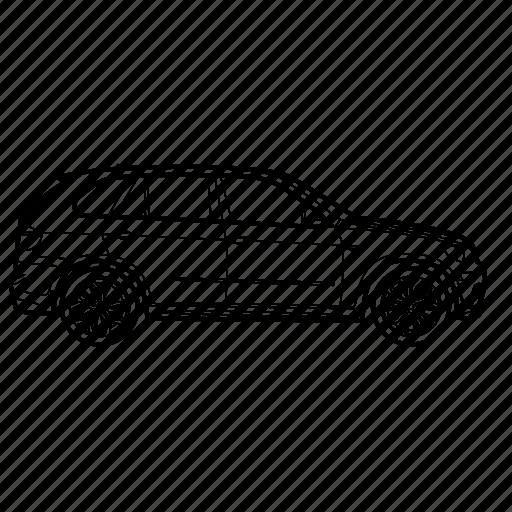 auto, bmw, car, generation, x5 icon