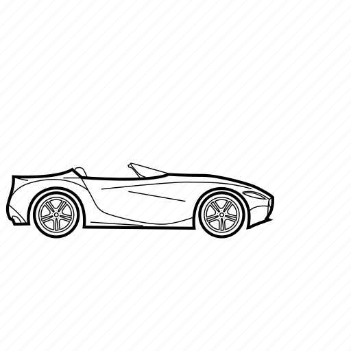 auto, bmw, car, concept, gina, light icon