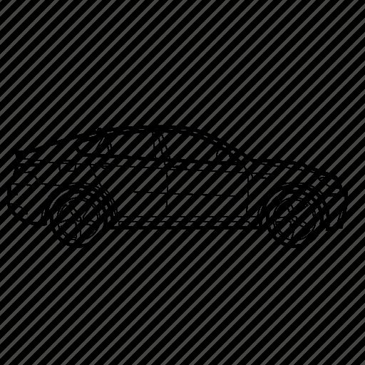 auto, bmw, car, x6 icon