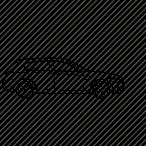auto, bmw, car, generation, series icon