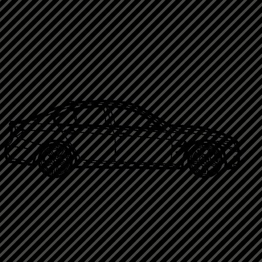 auto, bmw, car, generation, m3 icon
