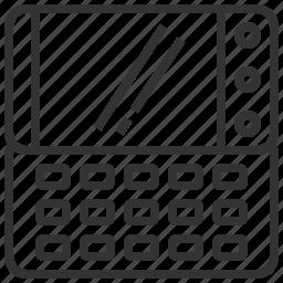 backflip, communication, connection, history, mobile, phone, telephone icon