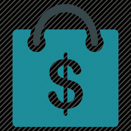 bag, buy, sale, sales, shop, shopping, wallet icon