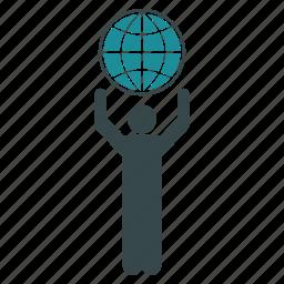 earth, global, globalist, globe, international, map, world icon
