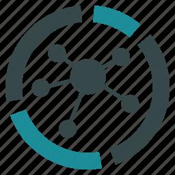 analytics, chart, diagram, graph, report, reports, statistics icon