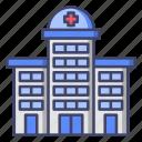 building, hospital, clinic, healthcare