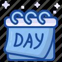 calendar, schedule, day, event, date