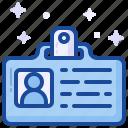 id, card, identity, employee, business