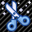 scissor, cut, cutting, trim, tools