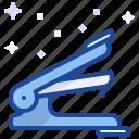 stapler, staple, press, stationary, office, equipment