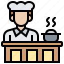 chef, cook, cooking, cuisine, kitchen