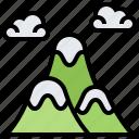 adventure, climber, climbing, mountain, nature icon