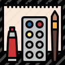 art, drawing, hobby, painting