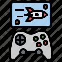gaming, game, controller, joystick, gamepad, technology, sport