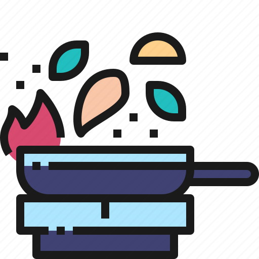 Cooking, kitchen, food, cook, pan icon - Download on Iconfinder
