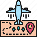 journey, travel, tourist, airplane, lifestyle