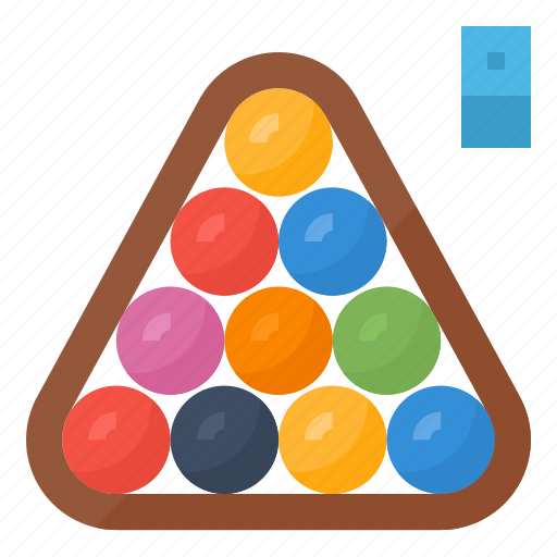 billiard, pool icon
