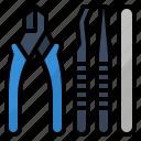 model, tools icon