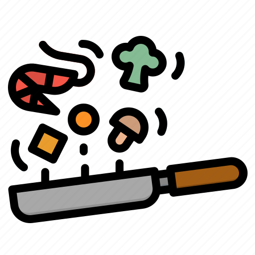 chef, cook, cooker, cooking, kitchen icon