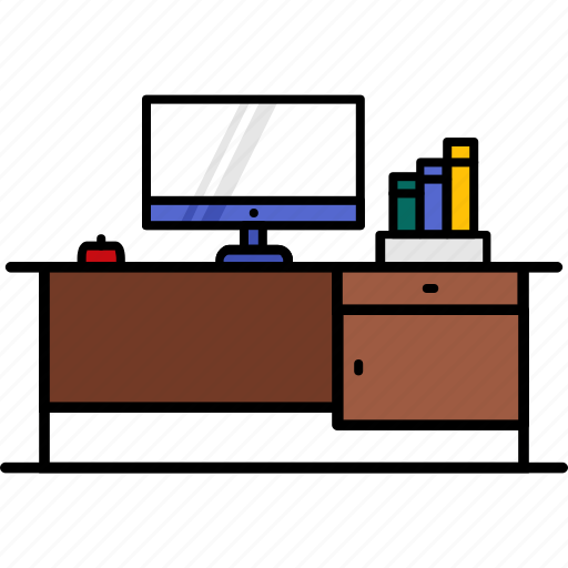 computer, desktop, filled, hobby, internet, monitor, pc, screen icon