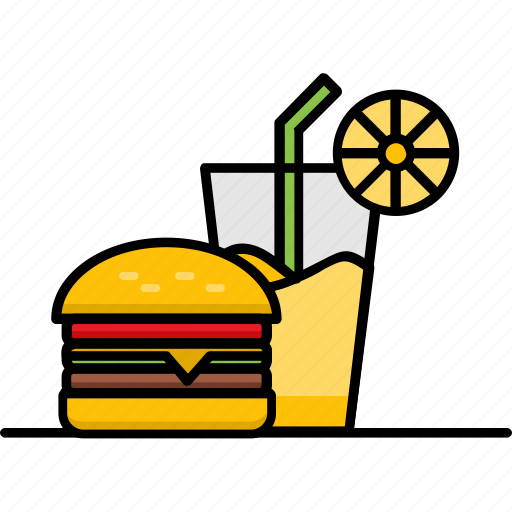 breakfast, dinner, eating, filled, hobby, lunch icon
