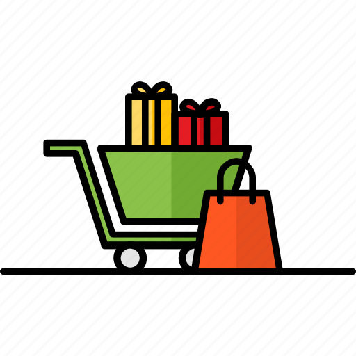 business, buy, commercial, filled, hobby, market, shopping icon