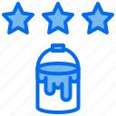 best, construction, paint, rated, top icon