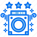 best, hotel, laundry, machine, rates, star, washing icon