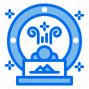 ct, hospital, medical, mri, person, pharmacy, scan icon