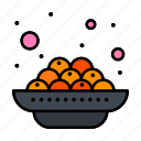 cake, india, kanji, vadas