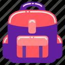 adventure, bag, bagpack, holiday, travel, travelling, vacation