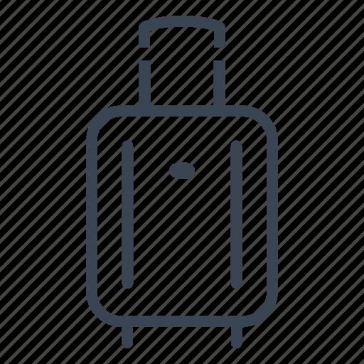 luggage, suitcase, travel, vacation icon