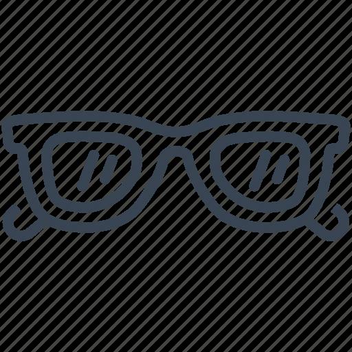 glasses, summer, sun, sunglasses icon