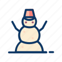 holiday, man, party, sand, vacation icon