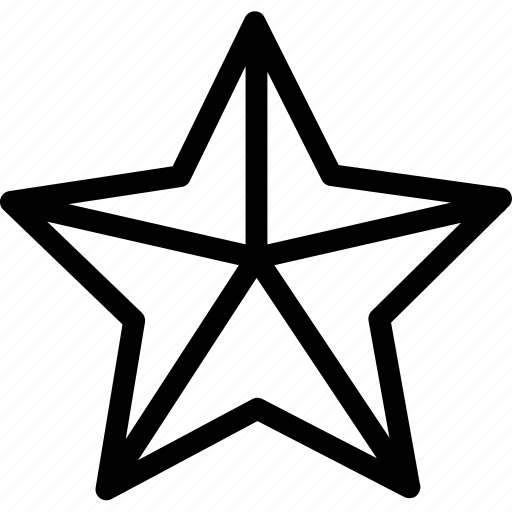 christmas, decoration, holiday, star, winter icon