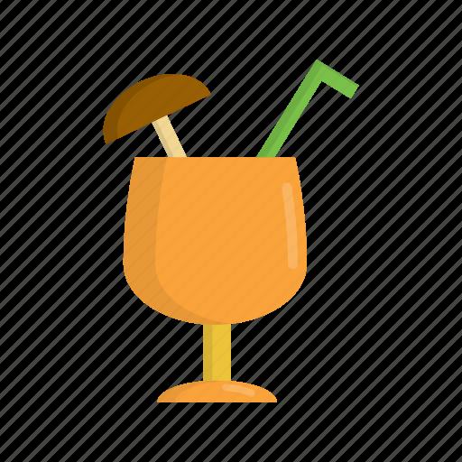 beach, cocktail, drink, juice, lemon, margarita, summer icon