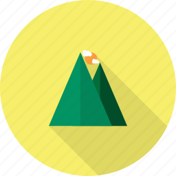 climbing, holiday, mountain, recreations icon