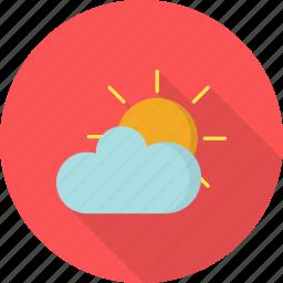 holiday, recreations, sunshine icon
