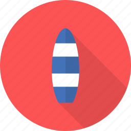 board, holiday, recreations, surving icon