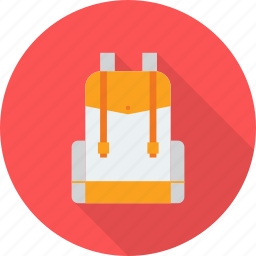 bag, holiday, recreations, traveling icon