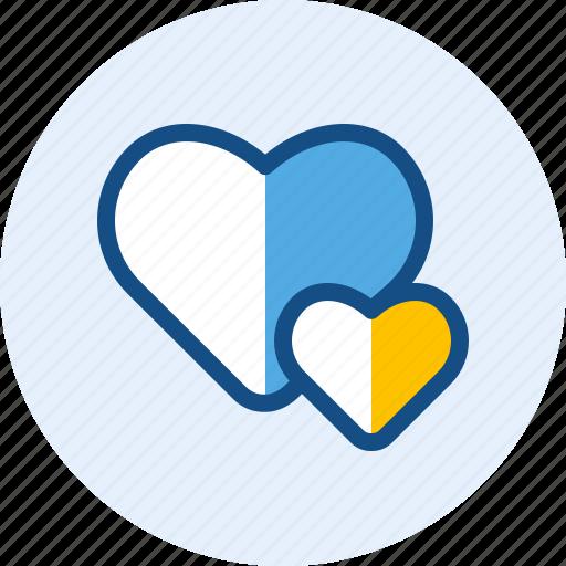 Celebration, heart, holiday, love, valentine icon - Download on Iconfinder