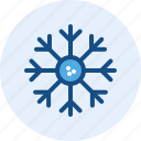 celebration, christmas, holiday, snowflakes icon